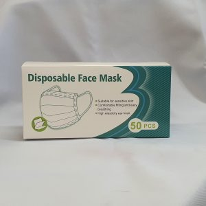 Dispsable Face Mask