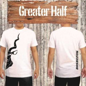 Bosbefok Greater Kudu Half - Short Sleeve - Mens