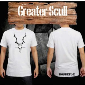 Bosbefok Greater Scull - Short Sleeve - Mens