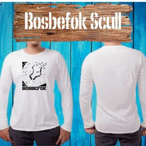 Bosbefok Scull - Long Sleeve - Mens