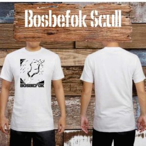 Bosbefok Scull - Short Sleeve - Mens