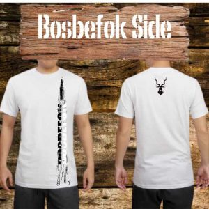 Bosbefok Side - Short Sleeve - Mens