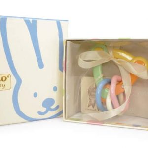Tolo Baby Triangle Rattle