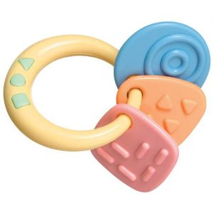Tolo Baby Teething Shapes Rattle