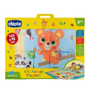 Chicco Move N Grow Xxl Forest Play Mat Boy